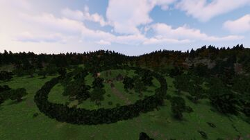 House Of Beorn Minecraft Map & Project