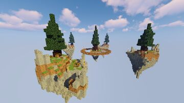SkyWars Map Forest Minecraft Map & Project