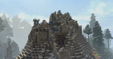 Castle Bilgefort (Conquest reforged) Minecraft Map & Project