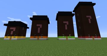 7-Eleven Coffee Houses Minecraft Map & Project