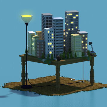 Table Top City [DOWNLOAD]   Aderlyon Build Team Minecraft Map & Project