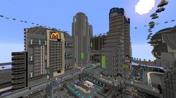 Starwars-Eadu-CantinaPlanet Minecraft Map & Project