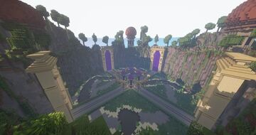 Epic Ocean Lobby [Free Download] Minecraft Map & Project