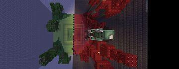 WhenTheWar -1.17 Minecraft Map & Project