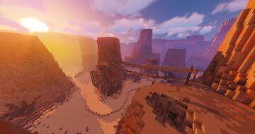 Taratula Canyon Minecraft Map & Project