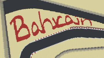 🇧🇭 Bahrain International Circuit, Bahrain (1.12) Minecraft Map & Project