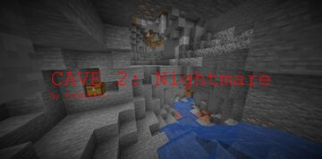 CAVE 2: Nightmare Minecraft Map & Project