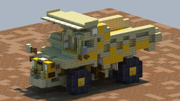 Cat 769. Hual truck [With Download] Minecraft Map & Project