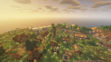 Super survival friendly map Minecraft Map & Project