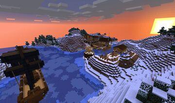 Die Klausbucht Minecraft Map & Project