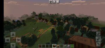 Village survive Minecraft Map & Project