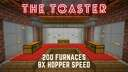 The Toaster Minecraft Map & Project