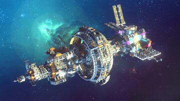 Aeris Terminal 008 Minecraft Map & Project
