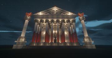 Pantheon Minecraft Map & Project