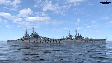 USS Anchorage & USS Buffalo 1:1 Scale Minecraft Map & Project