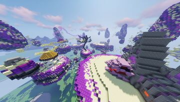 HydraCraft    Pokemon Dragon Gym Spawn - Gym - City - Town (Discord for commissions) Minecraft Map & Project