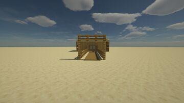 Hard To find Secret Base Minecraft Map & Project
