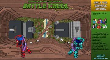 Halo CE: Battle Creek Minecraft Map & Project