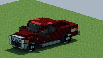DreamWanderer's Ford F150 XLT [With Download] Minecraft Map & Project