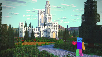 White Castle Minecraft Map & Project