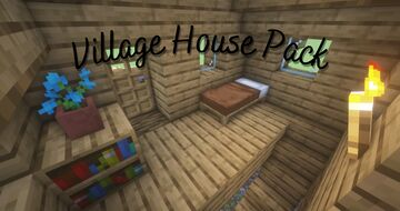 [1.16.5] Village House Pack Minecraft Map & Project