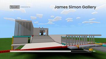 James Simon Gallery (Avances) | Minecraft Bedrock Minecraft Map & Project