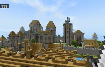 TonnoMan Empire Minecraft Map & Project