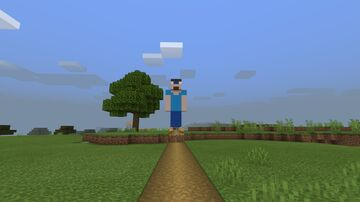 Statue Map Minecraft Map & Project