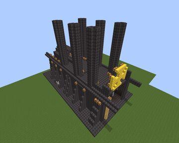Kaiserliche Metallfabrik Minecraft Map & Project