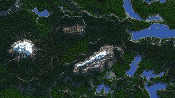Ardhon-Feredir (WorldPainter Terrain) Minecraft Map & Project