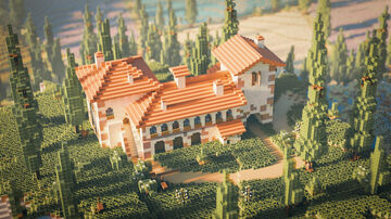 tuscany Minecraft Map & Project
