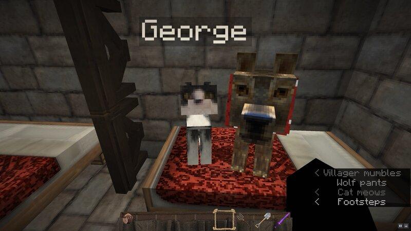 Kitty cat George