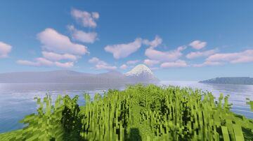 Backdrop Map by SilicoCXI (WorldPainter) Minecraft Map & Project