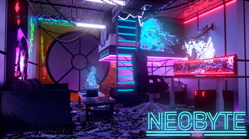 """""""NeoS803"""", A Cyberpunk Room By Pepi Minecraft Map & Project"""