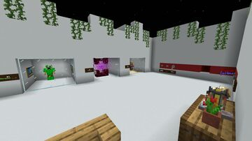 The Lab Org Minecraft Map & Project