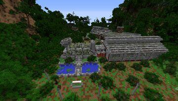 Isla Sorna (site B) 1997 Minecraft Map & Project