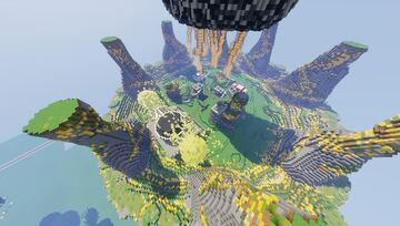 HydraCraft    Pokemon Electric Gym Spawn - Gym - City - Town (Discord for commissions) Minecraft Map & Project