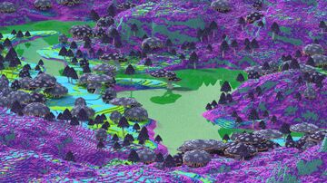 Out of our world - Alien Landscape Minecraft Map & Project