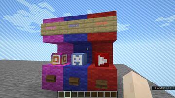 Oneblock survival Minecraft Map & Project