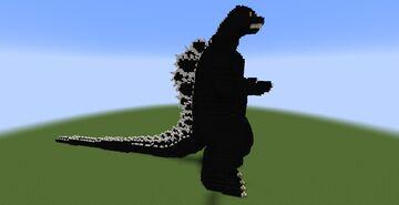 1:1 Minecraft Godzilla (Heisei) Minecraft Map & Project