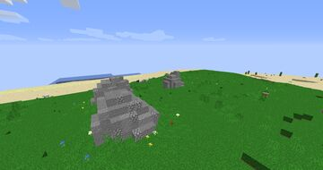 Survival Friendly Island Minecraft Map & Project