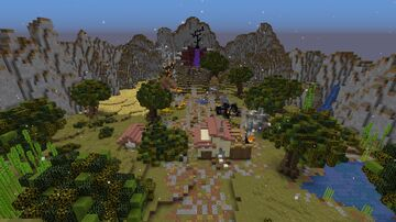 Evil Castle Map Minecraft Map & Project