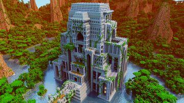 Jungle Temple [1.16.5] Minecraft Map & Project