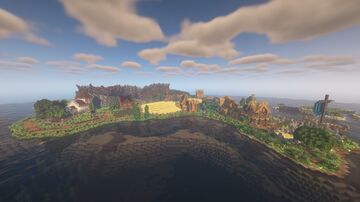 GM_Turtle Survival World (WIP) Minecraft Map & Project