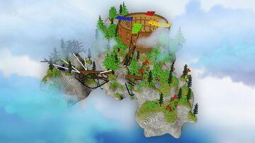 Mini Prison PvP Map Minecraft Map & Project