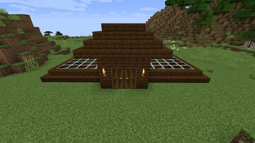 survival Underground base Minecraft Map & Project