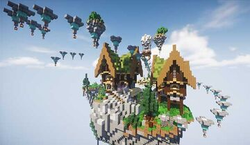 Wool Conquest Map para Minecraft 1.15 y 1.14 Minecraft Map & Project
