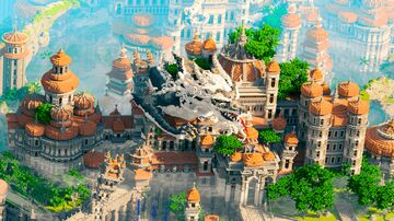 Dragon's Ruin Minecraft Map & Project