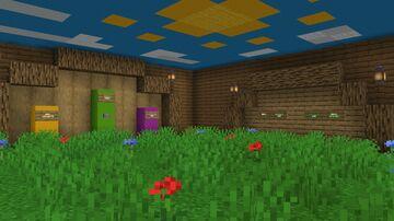 BattleBox Recreation Minecraft Map & Project