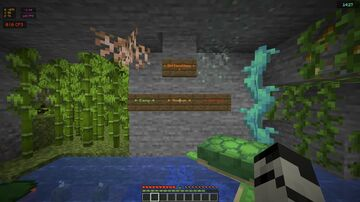 Hotkey training (1.17) Minecraft Map & Project
